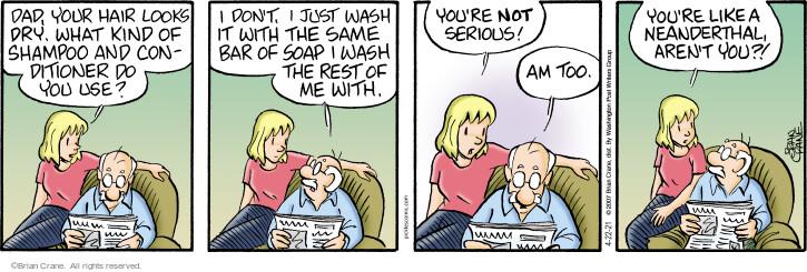 Comic Strip Brian Crane  Pickles 2021-04-22 like