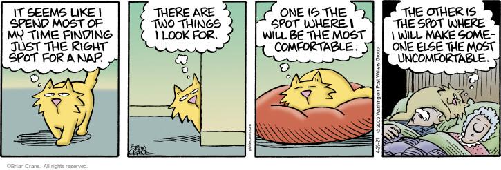 Comic Strip Brian Crane  Pickles 2021-04-29 like