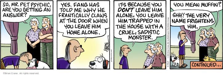 Comic Strip Brian Crane  Pickles 2021-05-15 have