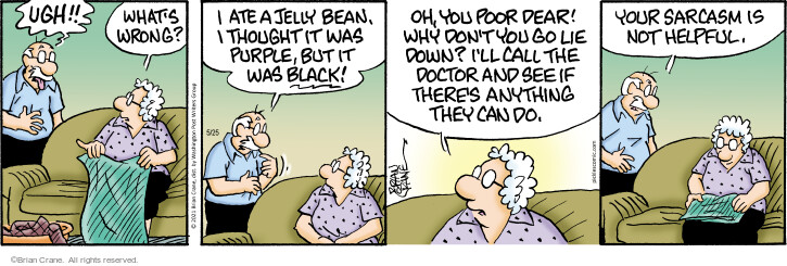 Comic Strip Brian Crane  Pickles 2021-05-25 empathy