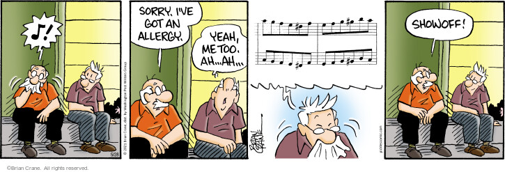 Comic Strip Brian Crane  Pickles 2021-05-28 too