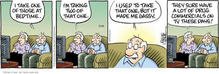 Comic Strip Brian Crane  Pickles 2021-07-29 they