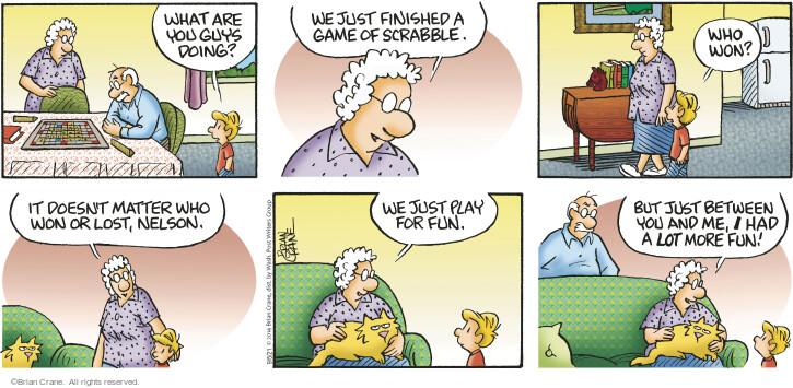 Comic Strip Brian Crane  Pickles 2021-09-05 originally