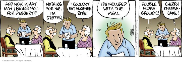 Comic Strip Brian Crane  Pickles 2021-09-17 now