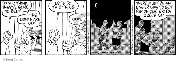 Comic Strip Brian Crane  Pickles 2007-09-21 rid