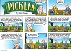 Comic Strip Brian Crane  Pickles 2008-12-14 2008 debate