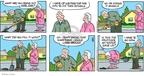 Cartoonist Brian Crane  Pickles 2007-12-23 fruit