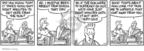 Comic Strip Brian Crane  Pickles 2008-01-25 heat