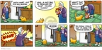 Cartoonist Brian Crane  Pickles 2008-04-20 animal food