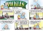 Cartoonist Brian Crane  Pickles 2008-06-15 father's day