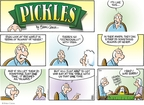 Cartoonist Brian Crane  Pickles 2008-09-14 2008