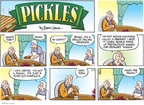 Cartoonist Brian Crane  Pickles 2008-11-23 Italian food