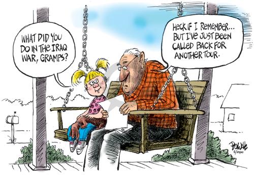 Cartoonist Dwane Powell  Dwane Powell's Editorial Cartoons 2004-06-20 length