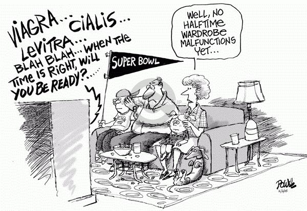 Cartoonist Dwane Powell  Dwane Powell's Editorial Cartoons 2005-02-07 family