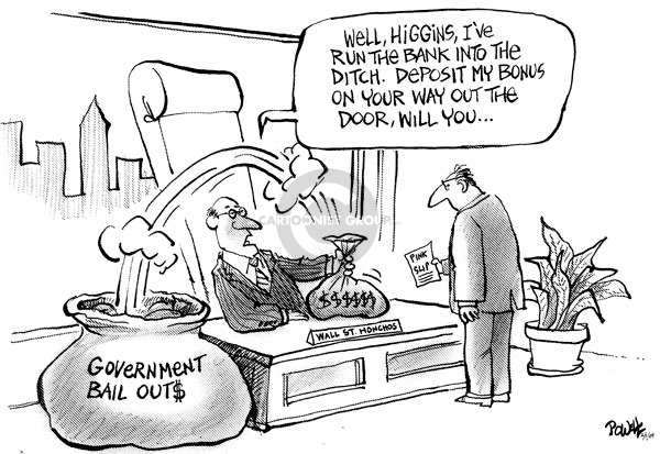 Cartoonist Dwane Powell  Dwane Powell's Editorial Cartoons 2009-02-02 unemployment