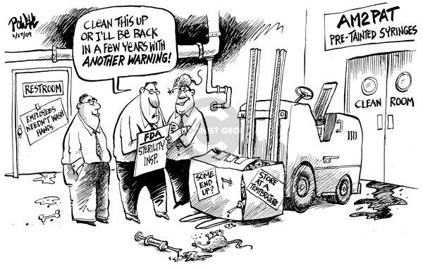 Cartoonist Dwane Powell  Dwane Powell's Editorial Cartoons 2009-02-27 room