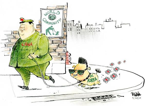 Cartoonist Dwane Powell  Dwane Powell's Editorial Cartoons 2009-05-29 leader