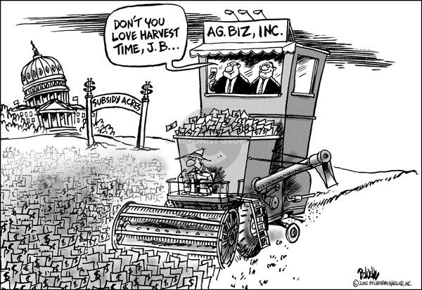 Dwane Powell  Dwane Powell's Editorial Cartoons 2002-05-07 dollar
