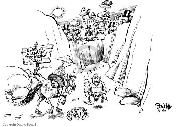 Cartoonist Dwane Powell  Dwane Powell's Editorial Cartoons 2004-08-30 credit