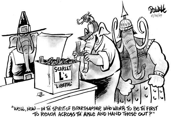 Cartoonist Dwane Powell  Dwane Powell's Editorial Cartoons 2004-11-24 special interest