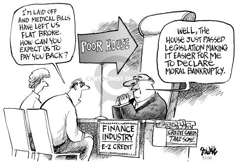 Cartoonist Dwane Powell  Dwane Powell's Editorial Cartoons 2005-04-17 credit