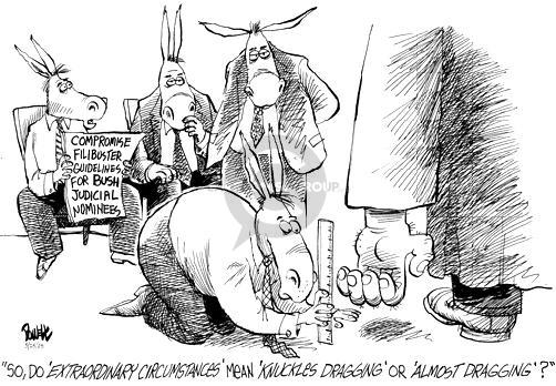 Cartoonist Dwane Powell  Dwane Powell's Editorial Cartoons 2005-05-26 Constitution