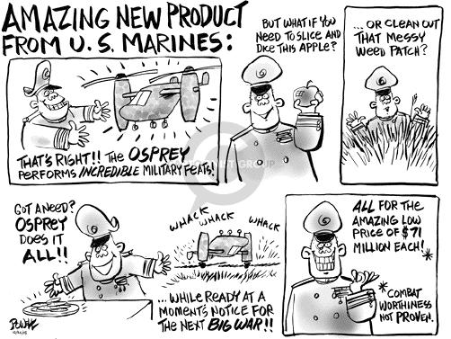 Cartoonist Dwane Powell  Dwane Powell's Editorial Cartoons 2005-10-26 leadership