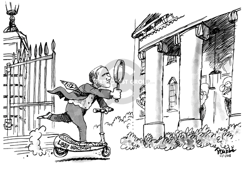 Cartoonist Dwane Powell  Dwane Powell's Editorial Cartoons 2005-11-01 CIA