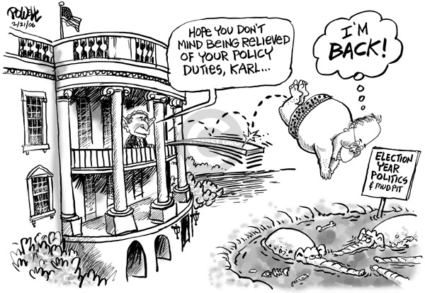 Dwane Powell  Dwane Powell's Editorial Cartoons 2006-04-21 2006