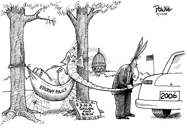 Dwane Powell  Dwane Powell's Editorial Cartoons 2006-04-25 2006