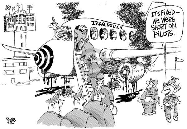 Cartoonist Dwane Powell  Dwane Powell's Editorial Cartoons 2007-01-15 short