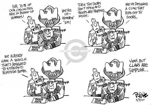 Cartoonist Dwane Powell  Dwane Powell's Editorial Cartoons 2007-05-10 short