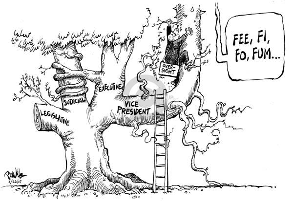 Cartoonist Dwane Powell  Dwane Powell's Editorial Cartoons 2007-06-27 separation