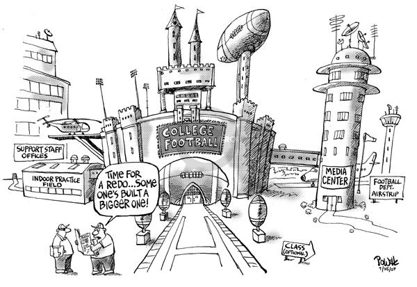 Cartoonist Dwane Powell  Dwane Powell's Editorial Cartoons 2007-07-25 time