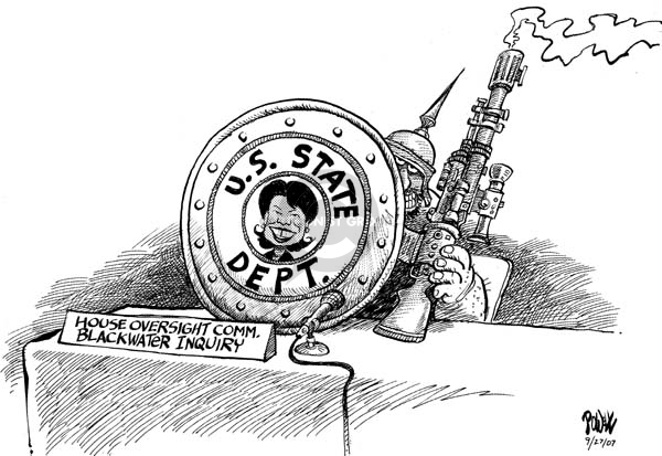 Cartoonist Dwane Powell  Dwane Powell's Editorial Cartoons 2007-09-28 congressional