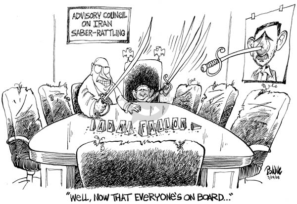 Dwane Powell  Dwane Powell's Editorial Cartoons 2008-03-14 Middle East