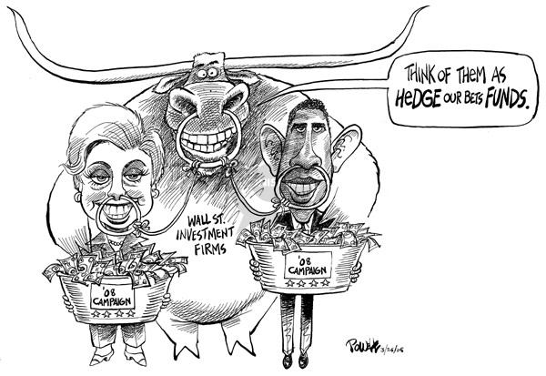 Cartoonist Dwane Powell  Dwane Powell's Editorial Cartoons 2008-03-26 special interest