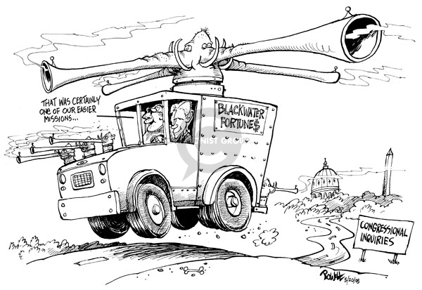 Dwane Powell  Dwane Powell's Editorial Cartoons 2008-05-20 environment