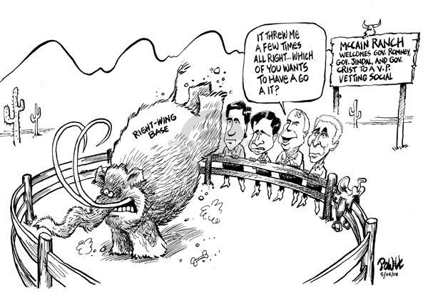 Cartoonist Dwane Powell  Dwane Powell's Editorial Cartoons 2008-05-28 time