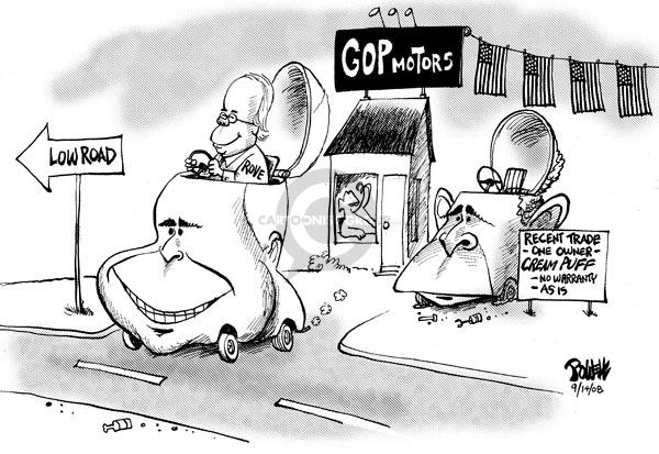 Dwane Powell  Dwane Powell's Editorial Cartoons 2008-09-15 admin