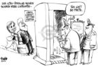 Cartoonist Dwane Powell  Dwane Powell's Editorial Cartoons 2008-11-20 former