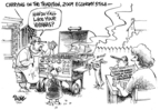 Dwane Powell  Dwane Powell's Editorial Cartoons 2009-06-30 2009