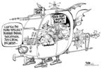 Cartoonist Dwane Powell  Dwane Powell's Editorial Cartoons 2009-09-25 economy