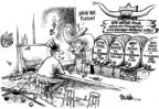 Cartoonist Dwane Powell  Dwane Powell's Editorial Cartoons 2001-03-22 full
