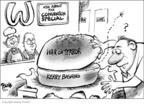 Dwane Powell  Dwane Powell's Editorial Cartoons 2004-09-09 2004 election