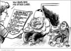 Cartoonist Dwane Powell  Dwane Powell's Editorial Cartoons 2004-10-07 WMD