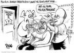 Dwane Powell  Dwane Powell's Editorial Cartoons 2004-10-08 2004 election