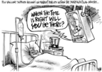 Cartoonist Dwane Powell  Dwane Powell's Editorial Cartoons 2004-10-20 health care