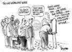 Dwane Powell  Dwane Powell's Editorial Cartoons 2004-11-03 2004 election