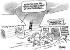 Cartoonist Dwane Powell  Dwane Powell's Editorial Cartoons 2004-12-08 maybe